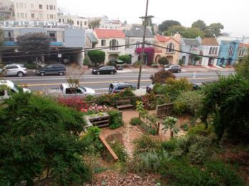 Garden for the Environment - San Francisco Public Utilities Commission land