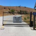 Closed to Public Access at San Justo Reservoir (photo by Jodi Cassell)