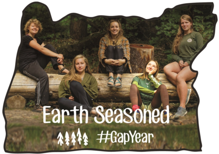 Earth Seasoned...#GapYear image