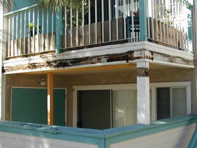 balcony decay