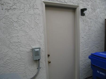garage pers door