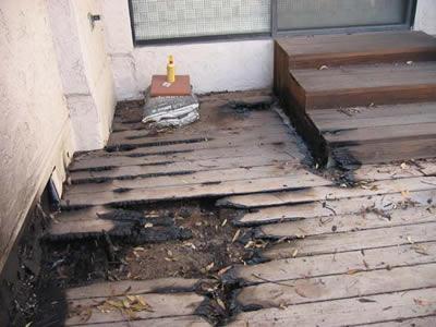 Attached Decks Homeowner S Wildfire Mitigation Guide