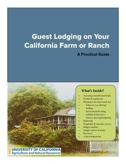 Farm Stay Guide cover