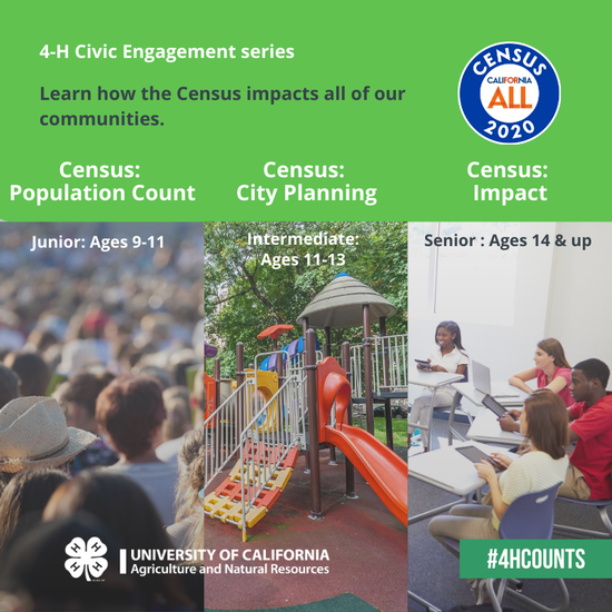Learn how the Census impacts all our communities. Census Population Count; City Planning; Impact