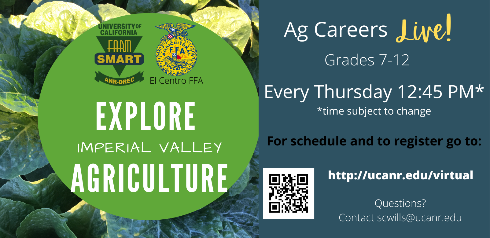 ag careers flyer