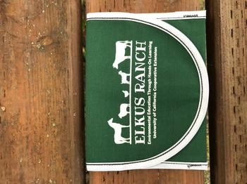 Elkus Ranch reusable snack-a-lopes, available for purchase onsite! (cash only)