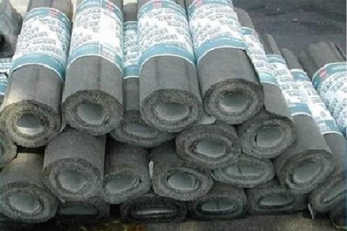 Mineral surfaced cap sheet material