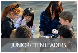Junior and Teen Leaders Website Page Link