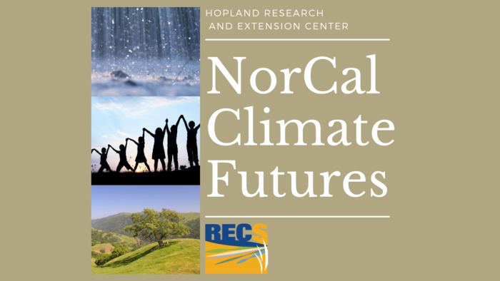 NorCal Climate Futures Twitter Post