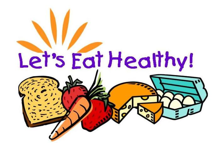 Eat Healthy Logo3