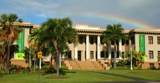 University of Hawaii at Manoa, HI