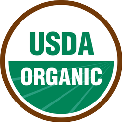 The official USDA Organic label