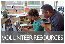 Link to volunteer Resources on the State 4-H site.