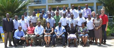 Second class of the UC Davis African Plant Breeding Academy