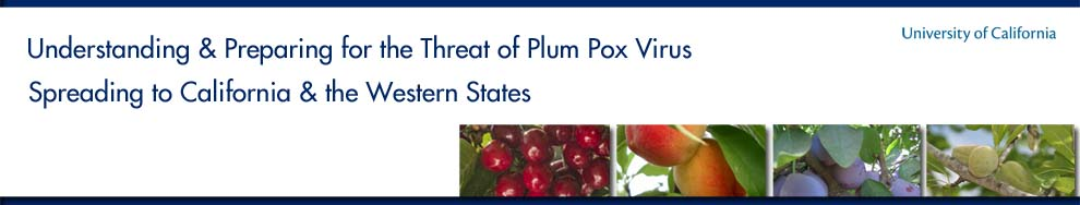 Plum Pox International Meeting 2014