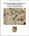 CAFW PSHB in CA wildlands Report