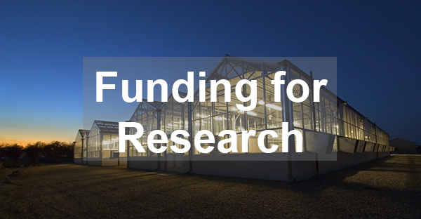 Funding for Research
