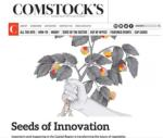 SBC's Director of Research Allen Van Deynze and Seed Central's Francois Korn featured in COMSTOCK'S latest issue.
