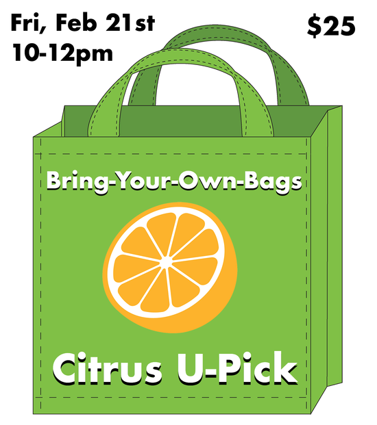Click here to register for the South Coast Citrus U-Pick