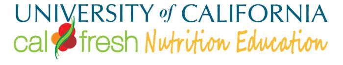 UC CalFresh Logo - Color