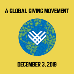 Save the Date for Giving Tuesday 2019!