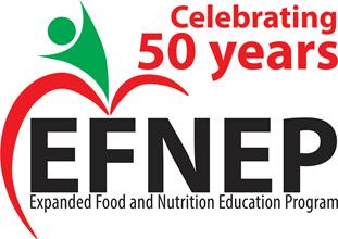 EFNEP 50 Year Logo