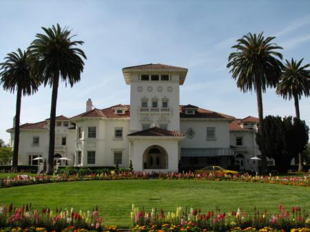 Dolce Hayes Mansion, San Jose, 2006