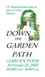 Garden Tour - Save the date!